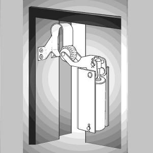 Door Check Z1100 Installation