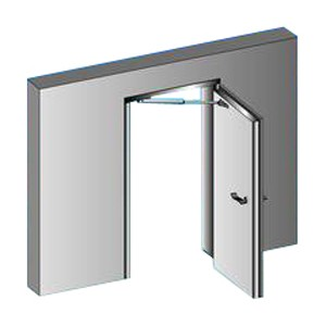 Back Checks Preventing Uncontrolled Opening of Doors