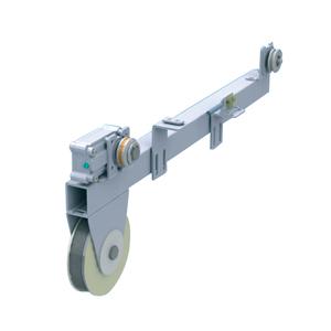 Sliding Door Closer DICTAMAT 50 Modular System