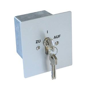 door drive key switch