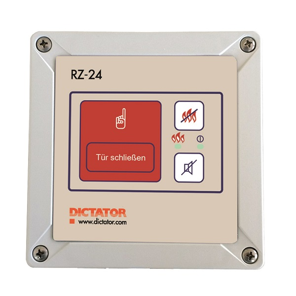 Hold-open system Central unit RZ-24
