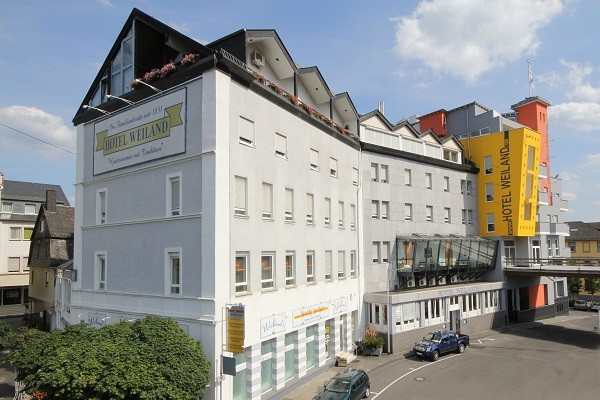 Homelift DHM 500 in the Hotel Weiland, Lahnstein