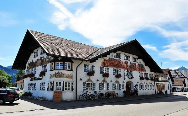 Hotel Weinbauer now