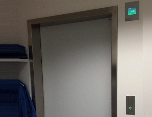 Interlock Control System in the University Clinical Centre St. Pölten