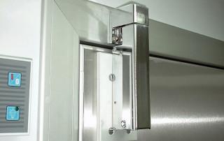 Door damper VS 2000 Walk-in refrigerator
