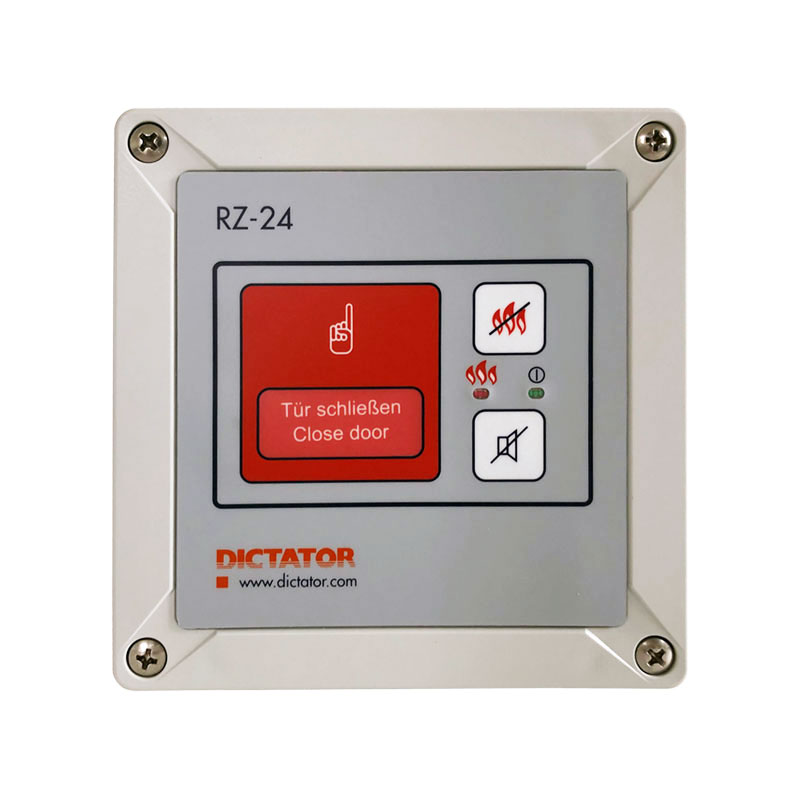 RZ-24 Central Unit with Power Supply