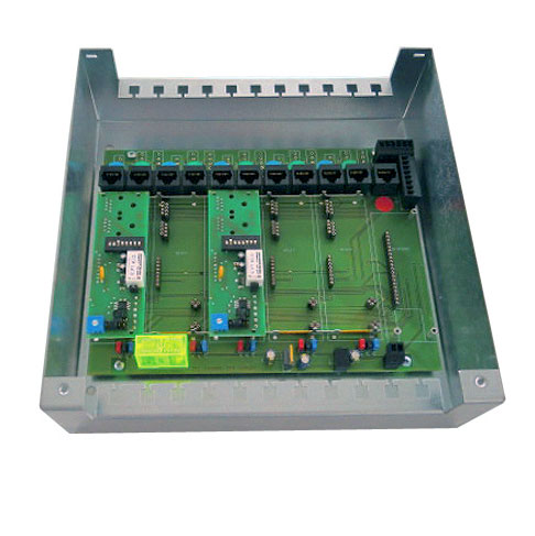 Central controller RJ of DICTATOR interlock control system