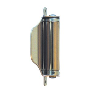 Closing springs are the most simple form of a door closer