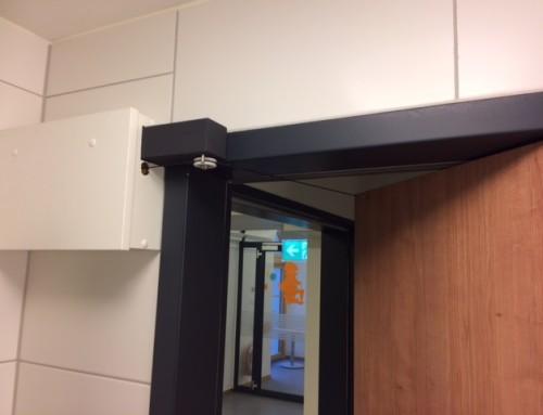Door closer for folding doors – DICTAMAT 50