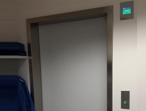 Interlock Control System in the University Clinical Centre St. Pölten