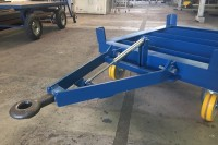 oil dampers provide accident prevention and save space