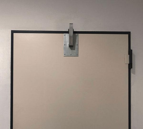 Door Dampers Slow Down The Closing And Prevent Doors From
